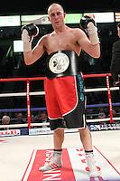 Joe Hillerby vs Willie Thompson - belfast - 14-04-12