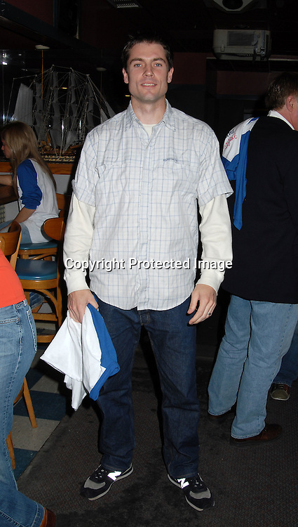 "Michael Dempsey ..at The ""Daytime Stars and Strikes"" Bowling event on ..October 15, 2006 at The Leisure Time Bowling Center..at The Port Authority which benefitted The American Cancer Society. ..Robin Platzer, Twin Images"