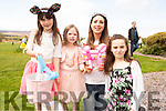 Amelie, Alicia and Laura Russell and Alannah Doody from Tralee on the hunt for Easter eggs at the Barnados fundraiser in the Ballygarry House Hotel on Easter Sunday.