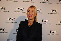 Martina Navratilova attends the IWC Timeless Portofino Event on December 3, 2014 (Photos by Getner Fabe/Guest Of A Guest)