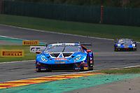 #12 OMBRA RACING (ITA) LAMBORGHINI HURACAN GT3 2019 SILVER CUP DEAN STONEMAN (GBR) STEFANO GATTUSO (ITA) DENIS DUPONT (BEL) COREY LEWIS (USA)
