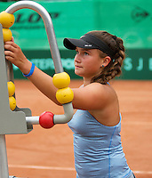 August 6, 2014, Netherlands, Rotterdam, TV Victoria, Tennis, National Junior Championships, NJK,  Gabriella Mujan<br /> Photo: Tennisimages/Henk Koster
