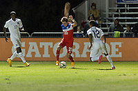 Lakewood Ranch, FL - November 28, 2014: The U.S. Under-17 Men's National Team opens the 2014 Nike International Friendlies with a 3-1 win over England at Premier Sports Campus.