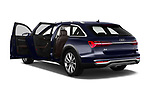 Car images close up view of a 2020 Audi A6 allroad quattro Base 5 Door Wagon doors