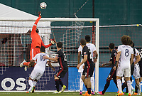 Washington, D.C. - Saturday June 3, 2017: The Los Angeles Galaxy and D.C. United played to a 0-0 tie in a MLS match at RFK Stadium.