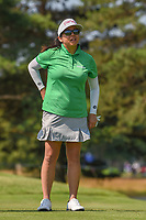 Jane Park (USA) looks over her tee shot on 3 during round 3 of the 2018 KPMG Women's PGA Championship, Kemper Lakes Golf Club, at Kildeer, Illinois, USA. 6/30/2018.<br /> Picture: Golffile | Ken Murray<br /> <br /> All photo usage must carry mandatory copyright credit (&copy; Golffile | Ken Murray)