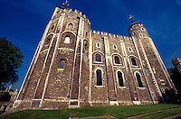 The White Tower, Tower of London, London, England
