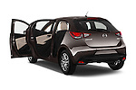 Car images of a 2015 Mazda Mazda2 Pulse Edition 5 Door Hatchback 2WD Doors