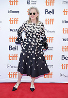 TORONTO, ONTARIO - SEPTEMBER 09: Meryl Streep attends the 2019 Toronto International Film Festival TIFF Tribute Gala at The Fairmont Royal York Hotel on September 09, 2019 in Toronto, Canada. <br /> CAP/MPI/IS/PICJER<br /> ©PICJER/IS/MPI/Capital Pictures