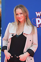 LOS ANGELES, CA - MARCH 10: A.J. Cook, at the premiere of Paramount Animation and Nickelodeon's Wonder Park at the Regency Village Theatre in Westwood, California on March 10, 2019. <br /> CAP/MPIFS<br /> &copy;MPIFS/Capital Pictures