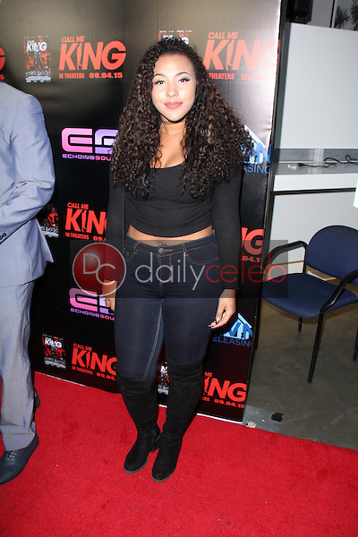 """Mekkel Carter<br /> at the """"Call Me King"""" Screening, Downtown Independent, Los Angeles, CA 08-17-15<br /> David Edwards/Dailyceleb.com 818-249-4998"""