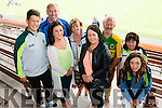 supporters<br /> ---------------<br /> attending the All Ireland junior championship semi final between Kerry and Wexford in Dungarvan last Saturday were Killarney group of Craig McKenzi Vase,Mike and Joan O'Sullivan,Norissa,Pat&amp;kathleen O'Donoghue with Theresa&amp;Emma Looney