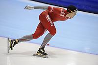 SCHAATSEN: HEERENVEEN: Thialf, Essent ISU World Cup, 02-03-2012, 1500m Håvard Bøkko (NOR), 3rd in 1,47,21, ©foto: Martin de Jong