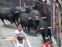 7th Running of the bulls
