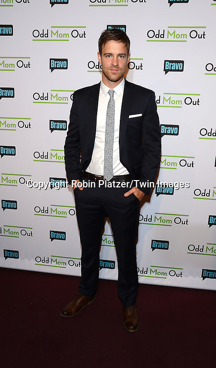 actor Sean Kleier attends the &quot;Odd Mom Out&quot; Screening, which is Bravo's first scripted half-hour comedy from Jill Kargman,  on June 3, 2015 at Florence Gould Hall in New York City, New York, USA.<br /> <br /> photo by Robin Platzer/Twin Images<br />  <br /> phone number 212-935-0770