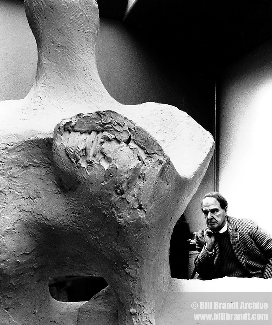 Henry Moore, 1960