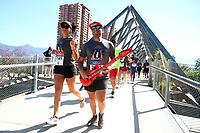 Corrida 2018 Rock And Roll Half Marathon Santiago