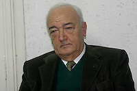 Pietro Lignola ex presidente di Corte d'Assise di Appello <br /> accusato dal boss dei casalesi Antonio Iovine  di aggiustare i processi