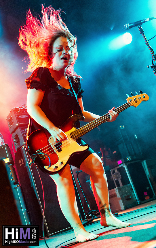 L7 at the Catalyst in Santa Cruz.