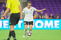 Orlando, FL - Saturday August 12, 2017: Sarah Killion during a regular season National Women's Soccer League (NWSL) match between the Orlando Pride and Sky Blue FC at Orlando City Stadium.
