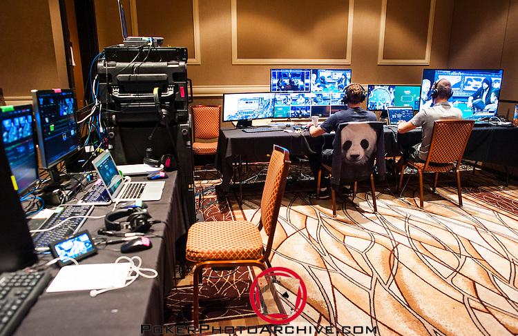 Live Stream Control Room