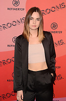 "LOS ANGELES - DEC 4:  Liana Liberato at the Refinery29's ""29ROOMS"" Opening Night at the Reef on December 4, 2018 in Los Angeles, CA"