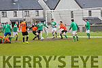 Action from the  Denny Div 1 'A' St Brendans Park B v Castleisland Afc B at Christy Leahy Park on Sunday