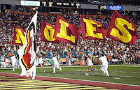 Florida State's Cheerleaders celebrate a Seminole touchdown in the 2006 FedEx Orange Bowl Game.