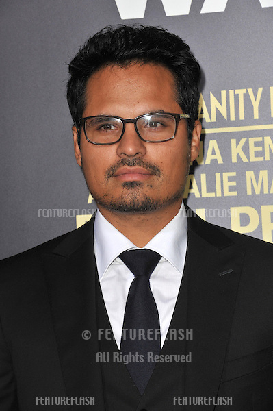 "Michael Pena at the premiere of his movie ""End of Watch"" at the Regal Cinemas LA Live..September 17, 2012  Los Angeles, CA.Picture: Paul Smith / Featureflash"