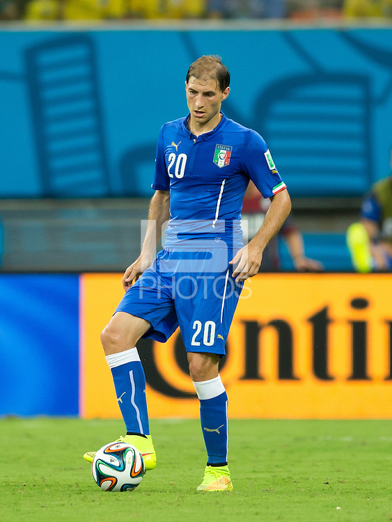 Gabriel Paletta of Italy