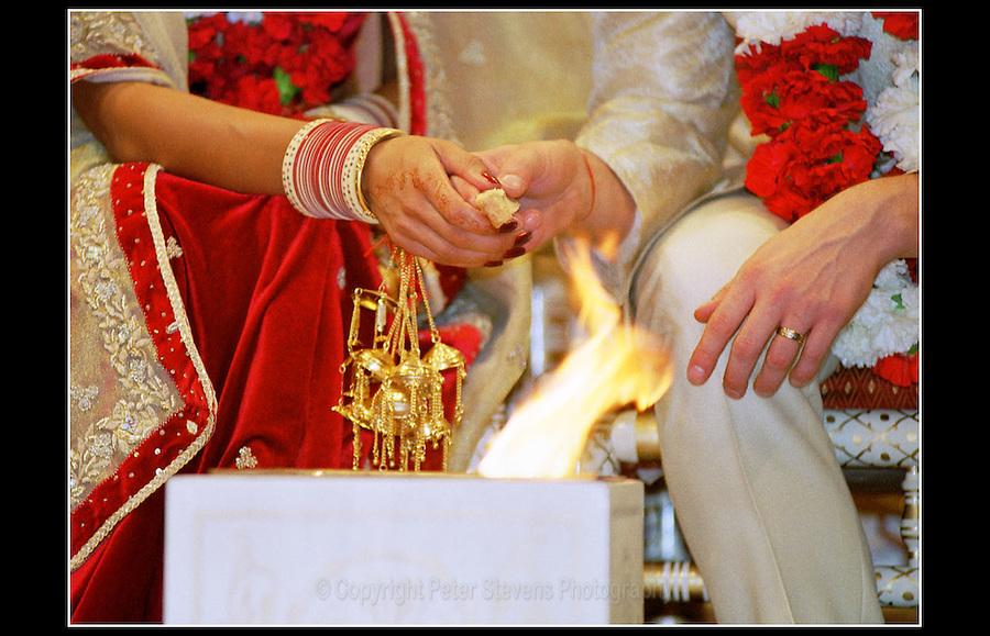 Rashmi & Ian Hindu Wedding