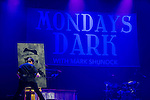2nd Anniverary, Mondays Dark at the Joint in the Hard Rock Casino, Artist James Mulligan created Image of Frank Sinatra in less than 5 minutes on stage