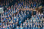 01.09.2019 Rangers v Celtic: Rangers directors