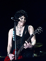 07 June 2019 - Nashville, Tennessee - Joan Jett. 2019 CMA Music Fest Nightly Concert held at Nissan Stadium. <br /> CAP/ADM/DMF<br /> ©DMF/ADM/Capital Pictures