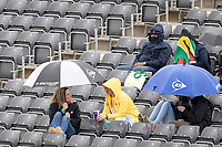 Rain intervened for the second time after jut 10 overs of the South Africa Innings during South Africa vs West Indies, ICC World Cup Warm-Up Match Cricket at the Bristol County Ground on 26th May 2019