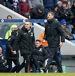 16.03.2019 Rangers v Kilmarnock: Steven Gerrard