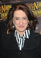 Haydn Gwynne at the &quot;Girl From The North Country&quot; press night, Noel Coward Theatre, St Martin's Lane, London, England, UK, on Thursday 11 January 2018.<br /> CAP/CAN<br /> &copy;CAN/Capital Pictures