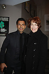"Mark Consuelos ""Mateo Santos"" All My Children and Harriet Harris ""Desperate Housewives"" star in ""Standing on Ceremony"" - The Gay Marriage Plays on December 8, 2011 at the Minetta Theatre, New York City, New York. (Photo by Sue Coflin/Max Photos)"