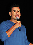 Bold and Beautiful and Saved by the Bell's Mario Lopez is the keynote speaker at the New Jersey Ultimate Women's Expo on October 29, 2017 at the New Jersey Convention Center, Edison, New Jersey. He did a Q&A, Meet and Greet, photos and posed with Sponsor ShopRite.  (Photo by Sue Coflin/Max Photo)