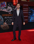 """Jon Watts - director 059 arrives for the premiere of Sony Pictures' """"Spider-Man Far From Home"""" held at TCL Chinese Theatre on June 26, 2019 in Hollywood, California"""