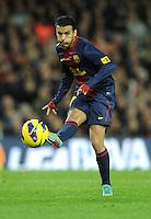 Pedro Rodriguez ( FC Barcelone ) .Football Calcio 2012/2013.La Liga Spagna.Foto Panoramic / Insidefoto .ITALY ONLY