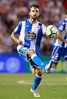 Deportivo de la Coruna's Bruno Gama during La Liga match. August 20,2017.  *** Local Caption *** © pixathlon