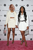 LOS ANGELES, CA - AUGUST 11: Ming Lee, Karen Civil, at Beautycon Festival Los Angeles 2019 - Day 2 at Los Angeles Convention Center in Los Angeles, California on August 11, 2019. <br /> CAP/MPIFS<br /> ©MPIFS/Capital Pictures