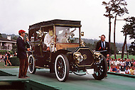 August 26th, 1984. 1905 Panhard and Levassor 60HP Limousine.