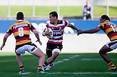 Tim Nanai Williams. ITM Cup rugby game between Waikato and Counties Manukau, played at Waikato Stadium, Hamilton on Saturday 28th August 2010..Waikato won 39 - 3.