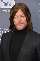 Norman Reedus at the 23rd Annual Critics' Choice Awards at Barker Hangar, Santa Monica, USA 11 Jan. 2018<br /> Picture: Paul Smith/Featureflash/SilverHub 0208 004 5359 sales@silverhubmedia.com