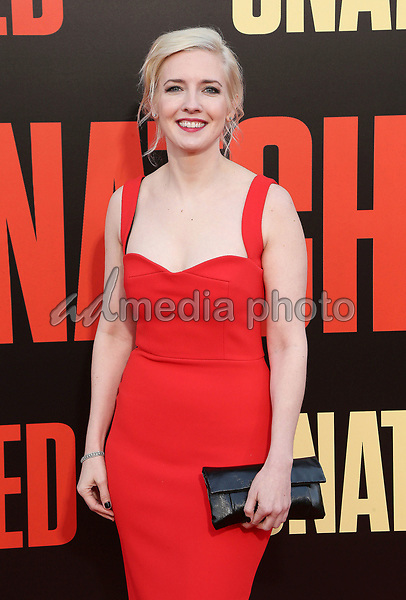 """10 May 2017 - Westwood, California - Katie Dippold. """"Snatched"""" World Premiere held at the Regency Village Theatre. Photo Credit: AdMedia"""