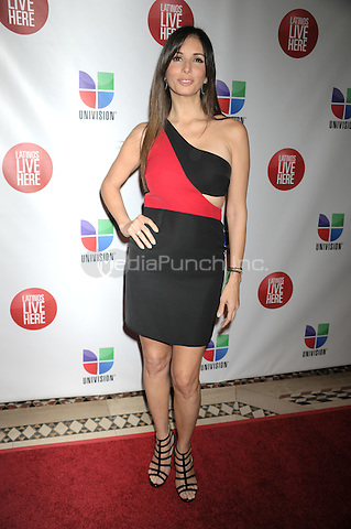 NEW YORK, NY - MAY 15: Giselle Blondet attends the Univision Upfront 2012 reception at Cipriani 42nd Street on May 15, 2012 in New York City.. Credit: Dennis Van Tine/MediaPunch
