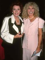 #PollyBergen #LorettaSwitt 1984<br /> Photo By Adam Scull/PHOTOlink.net