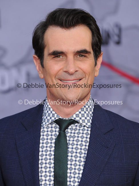 Ty Burrell attends Disney's Muppets Most Wanted World Premiere held at The El Capitan Theatre in Hollywood, California on March 11,2014                                                                               © 2014 Hollywood Press Agency